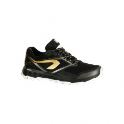 Buty do biegania KIPRUN XT7 damskie. Czarne buty do biegania damskie marki KALENJI, z gumy. Za 249,99 zł.