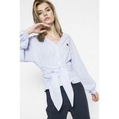 Vero Moda - Bluzka Multi. Szare bluzki nietoperze marki Vero Moda, l, z bawełny, casualowe. W wyprzedaży za 79,90 zł.