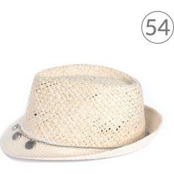 Kapelusz damski Boho chain r. 54 biały. Białe kapelusze damskie marki Art of Polo. Za 40,31 zł.