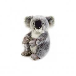 Maskotka DANTE National Geographic Koala. Szare przytulanki i maskotki marki DANTE, z materiału. Za 79,90 zł.