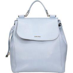Plecak WARSZAWA. Niebieskie plecaki damskie Gino Rossi, ze skóry. Za 499,90 zł.