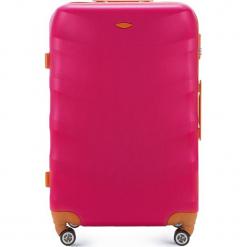 Walizka duża 56-3A-233-33. Czerwone walizki marki Wittchen, z gumy, duże. Za 299,00 zł.