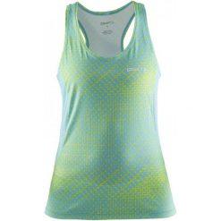 Bluzki sportowe damskie: Craft Koszulka Focus 2.0 Green S