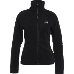 The North Face SHADOW Kurtka z polaru black. Czarne kurtki sportowe damskie marki The North Face, l, z materiału. W wyprzedaży za 284,25 zł.