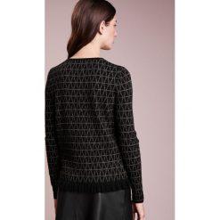 Swetry klasyczne damskie: BOSS CASUAL ISLAR Sweter black