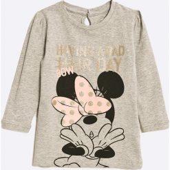 Bluzki dziewczęce bawełniane: Name it - Bluzka dziecięca 80-110 cm