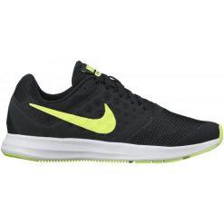 Nike Buty Do Biegania Downshifter 7 (Gs) Running Shoe 40. Czarne buciki niemowlęce chłopięce Nike, z gumy. W wyprzedaży za 169,00 zł.