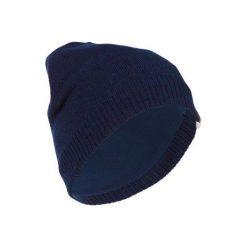 Czapka narciarska PURE. Brązowe czapki damskie marki WED'ZE, z elastanu. Za 29,99 zł.
