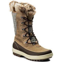 Śniegowce HELLY HANSEN - Garibaldi VL 111-70.704 Camel/Coffe Bean/Bungee Cord/Natura/Khaki/Angora/Sperry Gum. Niebieskie buty zimowe damskie marki Helly Hansen. W wyprzedaży za 499,00 zł.