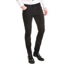 Spodnie męskie: Spodnie w kolorze czarnym
