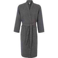 Szlafroki kimona damskie: CALANDO Szlafrok dark grey