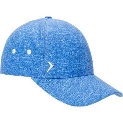Czapka damska CAD600 - kobalt - Outhorn. Niebieskie czapki z daszkiem damskie Outhorn, na lato, z materiału. Za 29,99 zł.