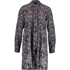 Sukienki hiszpanki: Soyaconcept CASSY  Sukienka letnia velvet purple