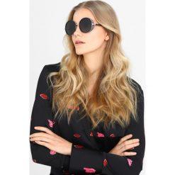 Okulary przeciwsłoneczne damskie aviatory: Jimmy Choo ANDIE Okulary przeciwsłoneczne black/brown
