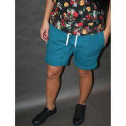 Spodnie dresowe damskie: SHORT PANTS 2 BUTTONS UNISEX dresowe