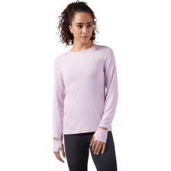 Koszulka do biegania damska REEBOK ACTIVCHILL RUNNING LONG SLEEVE / CE4535. Niebieskie bralety marki 4f, s. Za 143,00 zł.