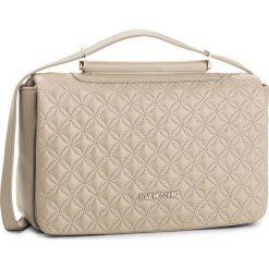 Torebka LOVE MOSCHINO - JC4220PP05KA0108  Tortora. Brązowe torebki klasyczne damskie Love Moschino, ze skóry ekologicznej, na ramię. W wyprzedaży za 469,00 zł.