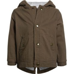 Next JACKET BABY  Kurtka przejściowa green. Brązowe kurtki chłopięce przejściowe marki Reserved, l, z kapturem. Za 159,00 zł.
