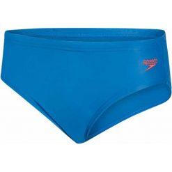 Speedo Kąpielówki Essential Logo 6.5cm Brief Junior Danube/Lava Red 30. Czerwone kąpielówki chłopięce Speedo, długie. W wyprzedaży za 49,00 zł.