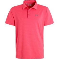 Under Armour PLAYOFF POLO Koszulka sportowa hollywood. Czerwone koszulki sportowe męskie Under Armour, m, z elastanu. W wyprzedaży za 137,40 zł.