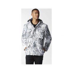 Kurtka adidas Snow Camo Jacket (AA9026). Białe kurtki męskie zimowe marki Adidas, m, z materiału. Za 339,99 zł.