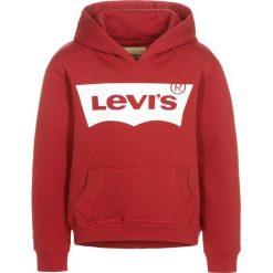 Levi's® Bluza z kapturem red. Brązowe bluzy chłopięce rozpinane marki Levi's®, z bawełny. Za 149,00 zł.