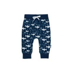 Feetje Spodnie marine. Niebieskie spodnie dresowe chłopięce marki Feetje. Za 49,00 zł.