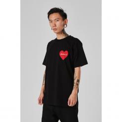 SIMPLE THREAD HEART TSHIRT BLACK. Białe t-shirty męskie marki Carhartt, s. Za 99,99 zł.