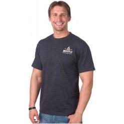 T-shirty męskie: Meatfly T-Shirt Męski Explore S Szary
