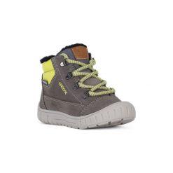 Buty Dziecko Geox  C1172 OMAR B. Szare buty sportowe dziewczęce Geox. Za 259,52 zł.