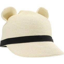 KARL LAGERFELD CAT EARS Czapka z daszkiem natural. Brązowe czapki z daszkiem damskie KARL LAGERFELD, z materiału. Za 429,00 zł.