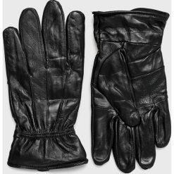 Medicine - Rękawiczki skórzane Northern Story. Czarne rękawiczki męskie MEDICINE, z materiału. Za 99,90 zł.