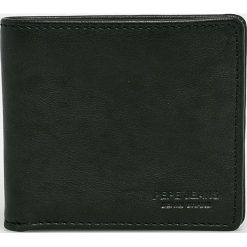 Pepe Jeans - Portfel skórzany. Różowe portfele męskie marki Pepe Jeans, z gumy, na sznurówki. Za 179,90 zł.