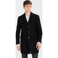 Płaszcze na zamek męskie: Banana Republic SHETLAND Płaszcz wełniany /Płaszcz klasyczny black