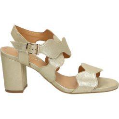 Sandały damskie: Sandały – 1847 NAB BEIG