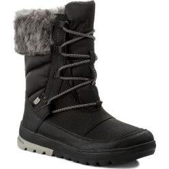 Buty zimowe damskie: Śniegowce MERRELL – Aura Mid Lace Polar Wtpf J45680 Black