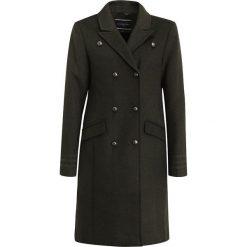 Płaszcze damskie pastelowe: Freequent MEYMEY Płaszcz wełniany /Płaszcz klasyczny forest night