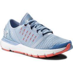 Buty UNDER ARMOUR - Ua W Speedform Europa 1285482-401 Blu. Niebieskie buty do biegania damskie Under Armour, z materiału. W wyprzedaży za 359,00 zł.