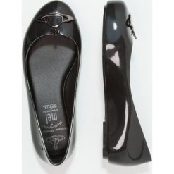 Baleriny damskie: Melissa KIDS VW SPACE LOVE Baleriny black orb
