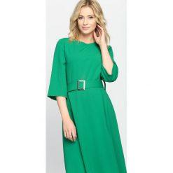 Sukienki: Zielona Sukienka Good Chance