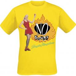 No Doubt Tragic kingdom T-Shirt żółty. Żółte t-shirty męskie No Doubt, m. Za 74,90 zł.