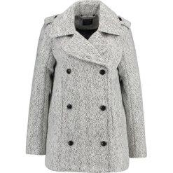 Abercrombie & Fitch Płaszcz wełniany /Płaszcz klasyczny light grey. Szare płaszcze damskie wełniane Abercrombie & Fitch, m, klasyczne. W wyprzedaży za 554,95 zł.