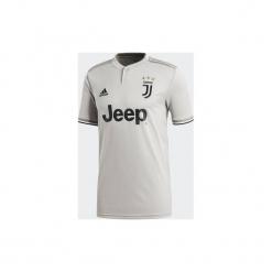 Koszulka krótki rękaw do piłki nożnej Juventus. Szare t-shirty damskie marki Adidas, xl. Za 289,99 zł.