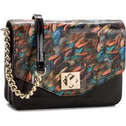 Torebka KAZAR - Kiea 36540-L8-39 Yellow/Blue/Orange. Czarne torebki klasyczne damskie Kazar, ze skóry. Za 549,00 zł.