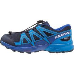 Salomon SPEEDCROSS CSWP  Obuwie do biegania Szlak navy blazer/indigo bunting/surf the web. Szare buty do biegania damskie Salomon, z gumy, salomon speedcross. Za 369,00 zł.