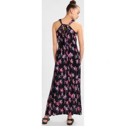 Długie sukienki: Superdry ALIVIA KNOT DRESS Długa sukienka black