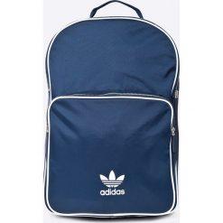 Adidas Originals - Plecak. Niebieskie plecaki męskie adidas Originals, z materiału. W wyprzedaży za 199,90 zł.