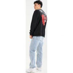Bejsbolówki męskie: AllSaints WORSHIP SWITCH CREW Bluza black