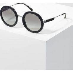 Okulary przeciwsłoneczne damskie aviatory: Emporio Armani Okulary przeciwsłoneczne black