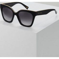 Marc Jacobs Okulary przeciwsłoneczne black. Czarne okulary przeciwsłoneczne damskie aviatory Marc Jacobs. W wyprzedaży za 743,20 zł.